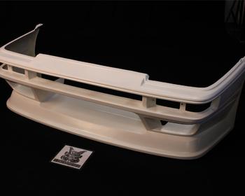 Run Free - Front Bumper Spoiler for AE86
