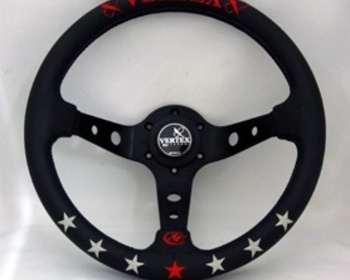 Car Make T&E - Vertex - Steering Wheel - VERTEX 7STAR