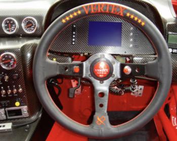 Car Make T&E - Vertex - Steering Wheel - 10 Stars