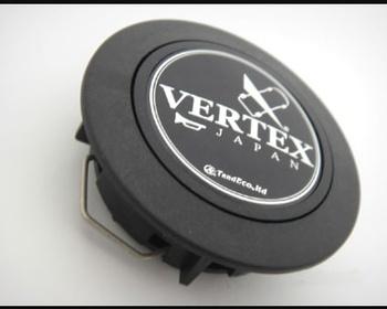 Car Make T&E - Vertex - Horn Button - Premium Black