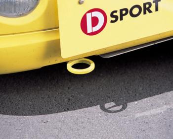D Sport - Tow Hook