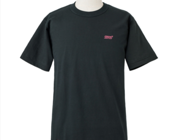 STI - Cotton T-Shirt - Black