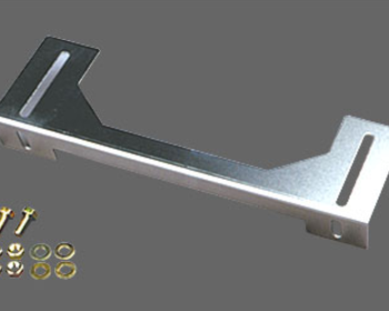 GP Sports - Adjustable Number Plate Bracket