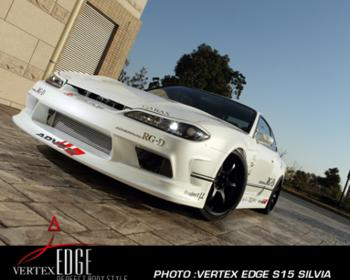 Car Make T&E - Vertex Edge S15 Silvia