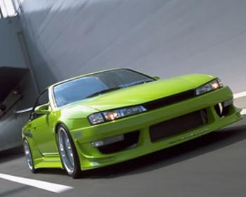 Car Make T&E - Vertex Ridge - S14 Silvia S2