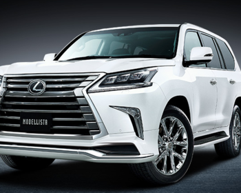Modellista - Aero Kit for Lexus LX