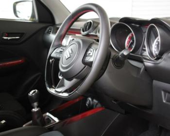 Suzuki Works Kurume - Steering Down Spacer Kit