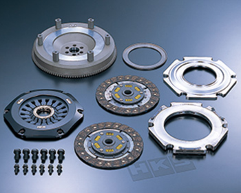 HKS - LA Clutch Twin Plate - Repair Parts