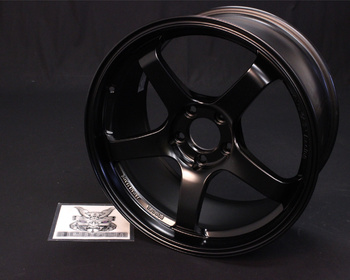 Yokohama Wheel - ADVAN Racing GT - 18 inch