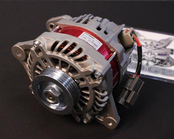 ARD - Power Up Alternators