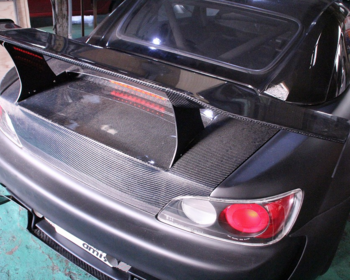 Car Garage Amis - S2000 Hard Carbon Trunk