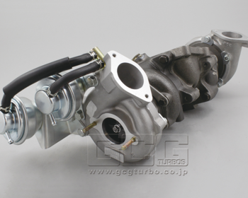 GCG Turbos - RX-7 Genuine Turbo