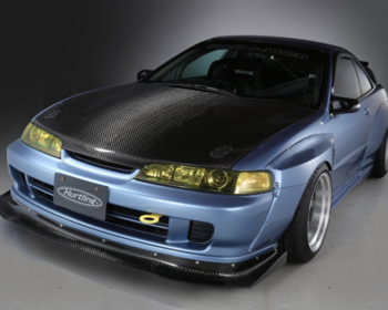 Hurtling - Solid Joker: DC2 Ty-R Wide Body