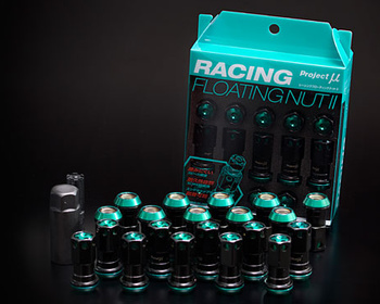 Project Mu - Racing Floating Nut II