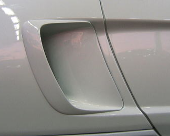 Garage Kite - Aero Side Duct Set