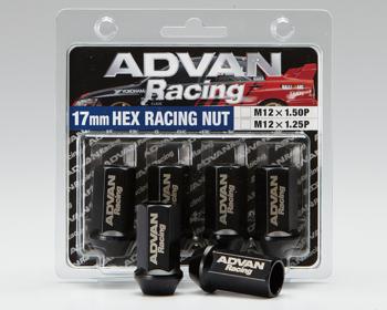 Yokohama Wheel - ADVAN Racing Nut Sets