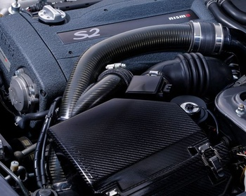 Nismo - Carbon Air Inlet Pipe