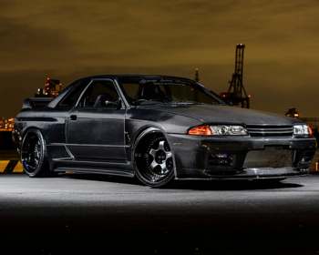 Garage Active - Carbon Wide Body Kit - R32 GTR