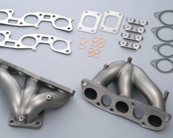 Tomei - Full Cast Exhaust Manifold for RB26DETT