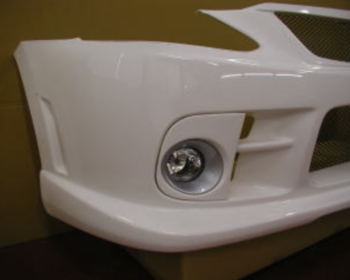 Ducks Garden - Face Bracket for HP Limited Genuine Fog Lights