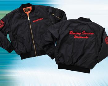 RS Watanabe - Bomber Jacket