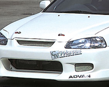 C-West - Honda CIVIC EK (Early) Front Bumper