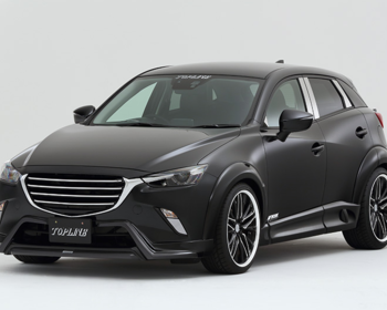 Topline - ARNAGE Mazda CX-3 Aero Parts