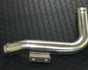 Maruha Motors - Stainless Steel Lower Radiator Pipe for NA Roadsters