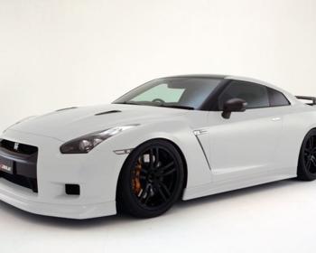 Zele Performance - Nissan GT-R Aero Parts