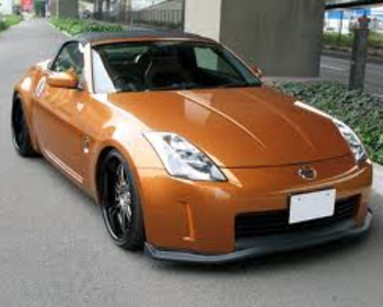 URAS - GT-Lip and Aero Parts for Z33 Roadster