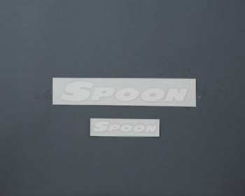 Spoon - Team Sticker 2 Piece Set