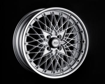 SSR - Formula Mesh 16inch Wheels
