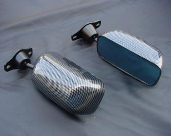 Be Free - GT Mirror F1 Type Short