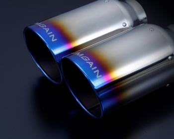 Aimgain - Titanium Loop Muffler for Toyota 86