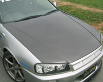 East Bear - R34 Carbon Bonnet