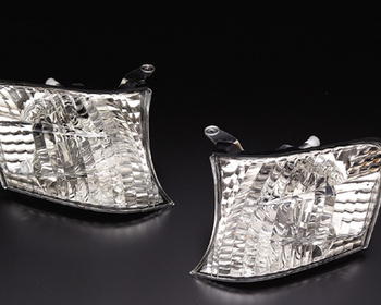 Clear World - JZX100 Corner Marker Lamps