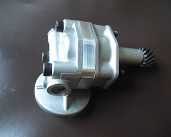 Matsuoka Engineering - Large Capacity Oil Pump