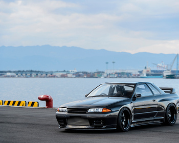 Garage Active - FRP Wide Body Kit - R32 GTR