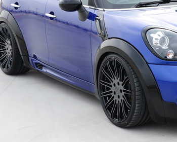 mon - R60 Over Fender Kit 8 Piece (JCW)