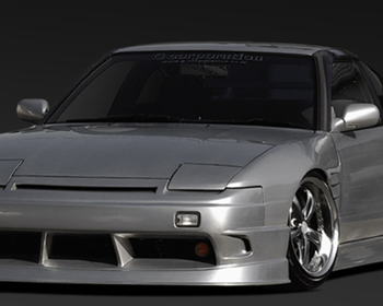 G-Corporation - Flash 180SX Type 2 Aero Kit