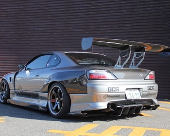 Garage Mak - S15 Duck Tail Trunk