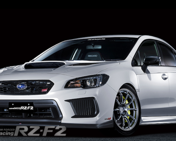 Yokohama Wheel - ADVAN Racing RZ-F2 Wheels