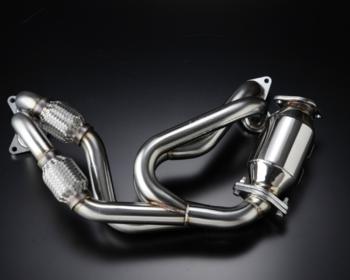 Greddy - Sports Catalyzer Exhaust Manifold - 86