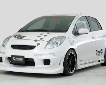 Ings - N-Spec Vitz RS NCP91 Aero Parts