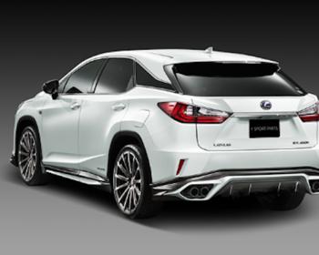 TRD - Sports Muffler for Lexus RX