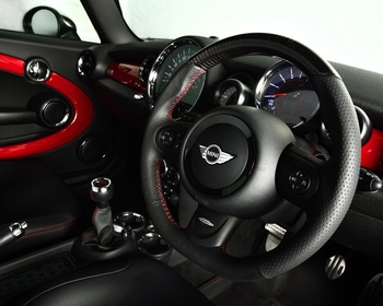 Giomic - Sports Steering Wheel for R56