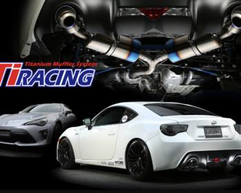 Tomei - Ti Racing Titanium Muffler