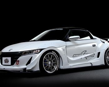 M and M Honda - Hyper Wide Body Kit HLM01 Type - S660