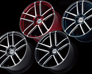 Yokohama Wheel - AVS Model F50 Wheels