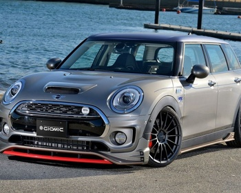 Giomic - Aero Body Kit for Mini F54